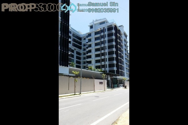 For Rent Condominium at Sastra U-Thant, Ampang Hilir Freehold Semi Furnished 3R/3B 8.5k