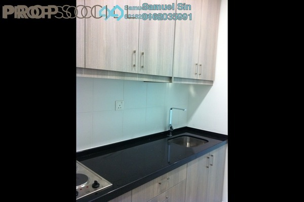 For Rent Serviced Residence at Binjai 8, KLCC Freehold Semi Furnished 1R/1B 3.3k