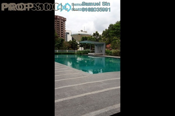 For Rent Serviced Residence at Suasana Bukit Ceylon, Bukit Ceylon Freehold Fully Furnished 3R/2B 3.8k