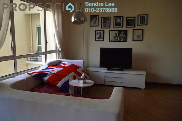For Rent Condominium at Desa Damansara, Damansara Heights Freehold Semi Furnished 3R/2B 7k