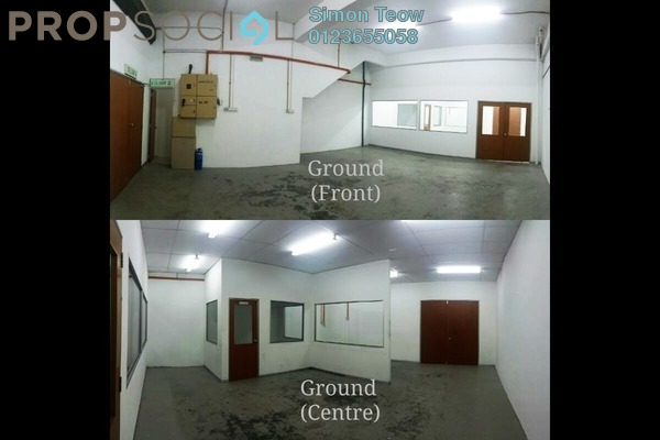 For Rent Factory at BP5, Bandar Bukit Puchong Freehold Semi Furnished 0R/0B 4k
