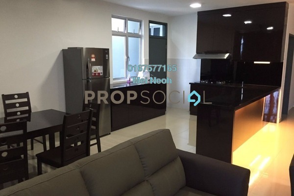 For Rent Serviced Residence at D'Ambience, Johor Bahru Freehold Fully Furnished 3R/2B 1.8k