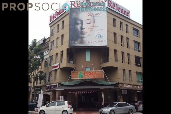For Sale Shop at The Strand, Kota Damansara Leasehold Semi Furnished 0R/0B 6.5m