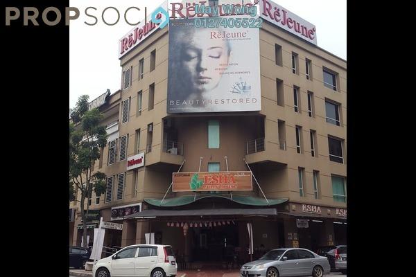 For Sale Shop at The Strand, Kota Damansara Leasehold Semi Furnished 0R/0B 6.5百万