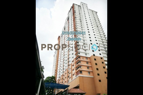 For Sale Apartment at Flora Damansara, Damansara Perdana Leasehold Unfurnished 3R/2B 200k