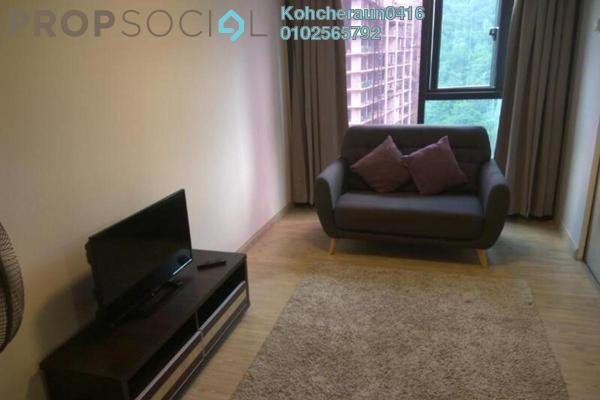 For Rent Condominium at Empire City, Damansara Perdana Leasehold Fully Furnished 1R/1B 1.1k