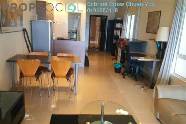 For Rent Condominium at Windsor Tower, Sri Hartamas Freehold Fully Furnished 1R/1B 2.1k