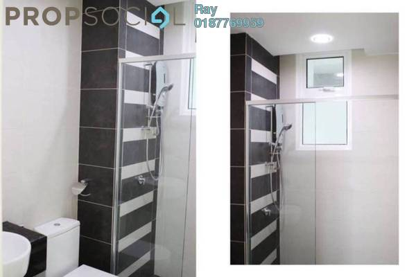 For Rent Condominium at The Court, Sungai Besi Freehold Semi Furnished 2R/2B 1.9k