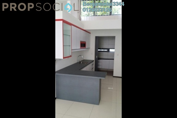 For Sale Terrace at The Breezeway, Desa ParkCity Freehold Semi Furnished 4R/4B 2.9m
