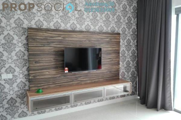 For Sale Condominium at Reflection Residences, Mutiara Damansara Freehold Semi Furnished 3R/2B 1.1m