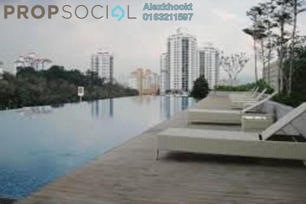 For Rent Condominium at Lumina Kiara, Mont Kiara Freehold Fully Furnished 3R/2B 3.95k