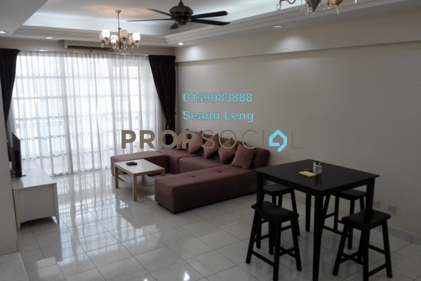 For Rent Condominium at Sterling, Kelana Jaya Leasehold Fully Furnished 3R/2B 2.65k