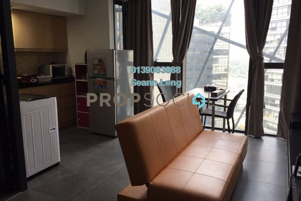 For Rent Duplex at Empire Damansara, Damansara Perdana Leasehold Fully Furnished 1R/2B 1.6k