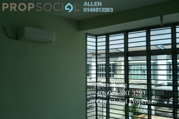For Rent Terrace at Nusa Sentral, Iskandar Puteri (Nusajaya) Freehold Semi Furnished 4R/3B 1.3k
