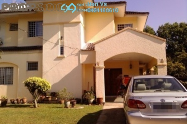 For Rent Semi-Detached at Green Street Homes, Seremban 2 Freehold Fully Furnished 4R/3B 1.6k