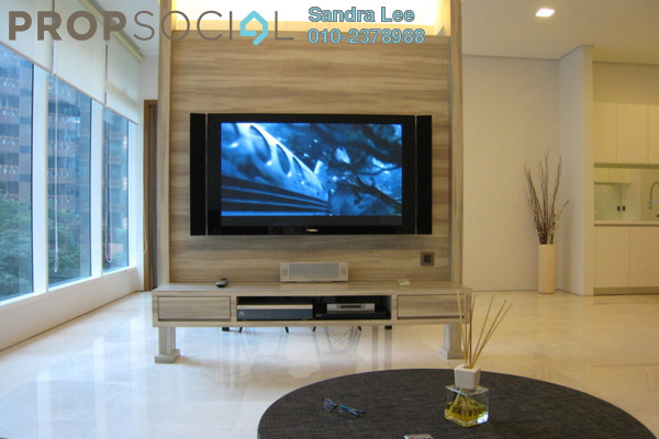 For Rent Condominium at Vipod Suites, KLCC Freehold Fully Furnished 3R/3B 7k