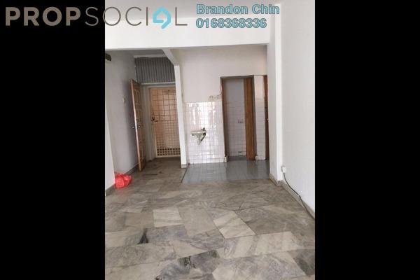 For Sale Apartment at Teratai Mewah Apartment, Setapak Freehold Semi Furnished 3R/1B 220k
