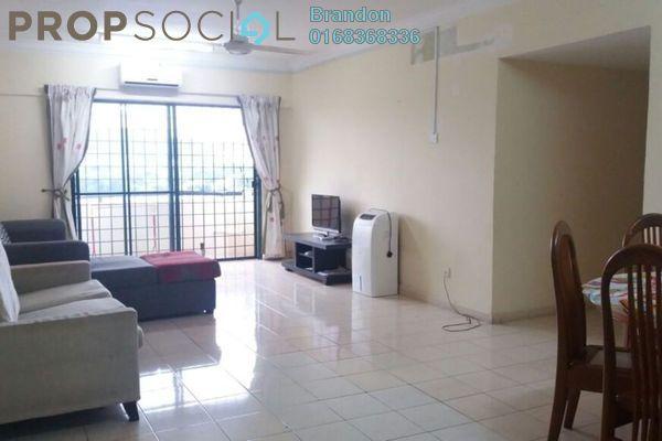 For Sale Condominium at Sri Pelangi, Setapak Freehold Unfurnished 3R/2B 400k