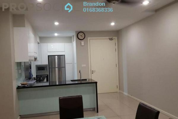 For Sale Condominium at 288 Residency, Setapak Freehold Semi Furnished 4R/2B 630k