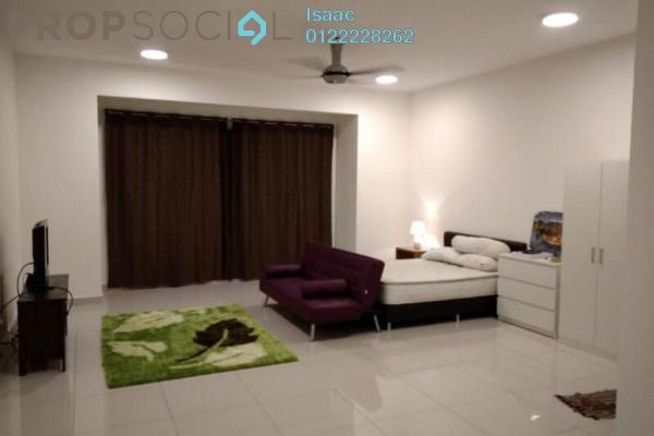 For Rent Condominium at Da Men, UEP Subang Jaya Freehold Fully Furnished 0R/1B 2k