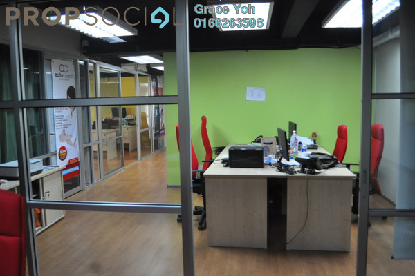 For Rent Office at Northpoint, Mid Valley City Leasehold Semi Furnished 0R/0B 10.3k