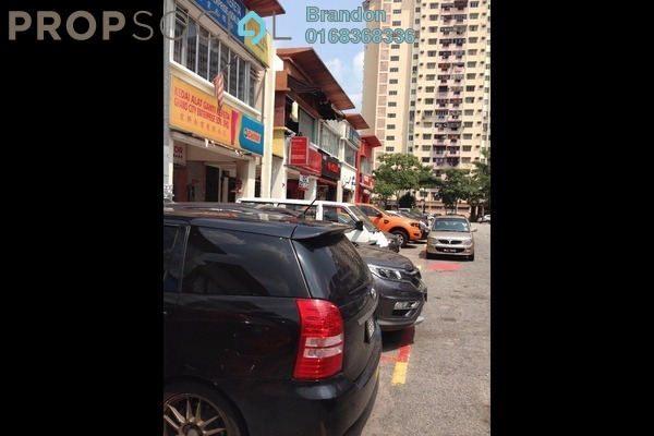For Rent Shop at Rampai Business Park, Setapak Leasehold Unfurnished 0R/0B 4.8k