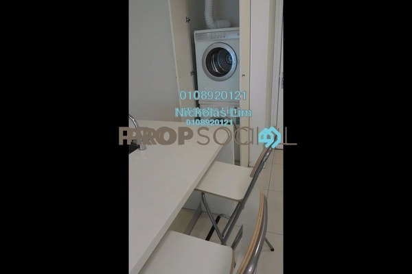 For Rent Condominium at Hampshire Place, KLCC Freehold Fully Furnished 1R/1B 3.2k
