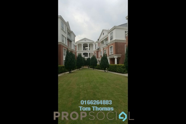 For Rent Terrace at Mesra Terrace, Dutamas Freehold Semi Furnished 4R/3B 6k