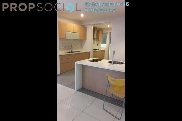 For Rent Condominium at Villa Orkid, Segambut Freehold Semi Furnished 3R/3B 2.5k