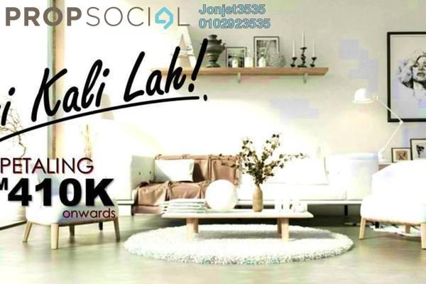 For Sale Condominium at 8 Petaling, Sri Petaling Leasehold Unfurnished 4R/3B 410k