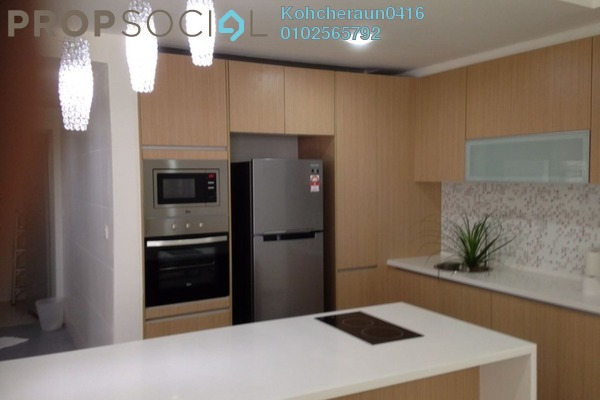 For Rent Condominium at Villa Orkid, Segambut Freehold Fully Furnished 3R/3B 2.8k