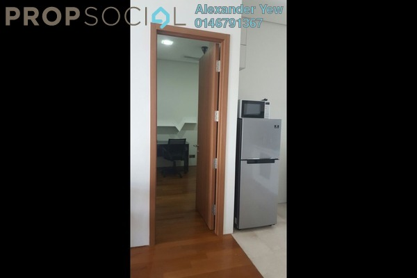 For Sale Condominium at Vipod Suites, KLCC Freehold Semi Furnished 1R/1B 1.15m