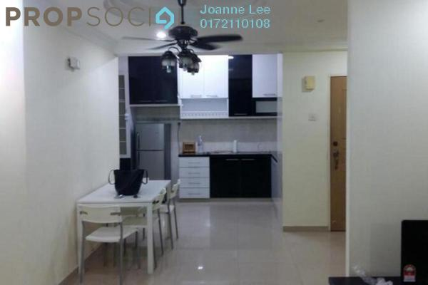 For Rent Condominium at D'Shire Villa, Kota Damansara Leasehold Fully Furnished 3R/2B 1.8k