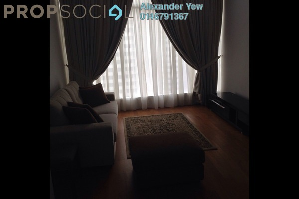 For Rent Condominium at Vipod Suites, KLCC Freehold Fully Furnished 2R/2B 6.5k