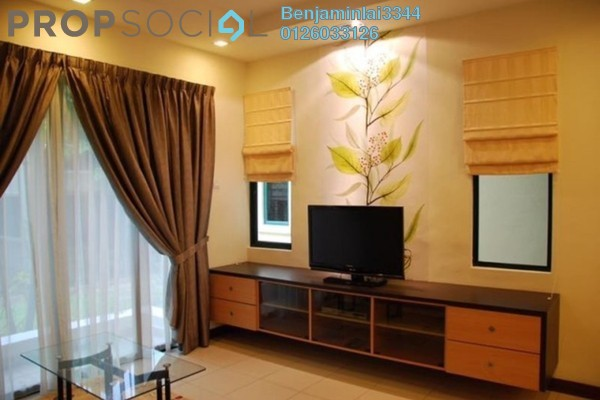 For Rent Terrace at Nadia, Desa ParkCity Freehold Fully Furnished 4R/3B 4.5k