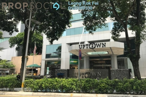 For Rent Shop at Damansara Uptown, Damansara Utama Freehold Unfurnished 0R/0B 15k