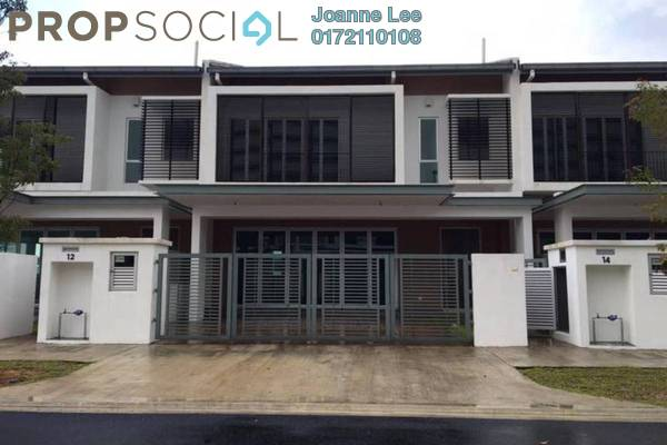For Sale Terrace at Crista, Elmina Gardens Freehold Unfurnished 5R/5B 900k