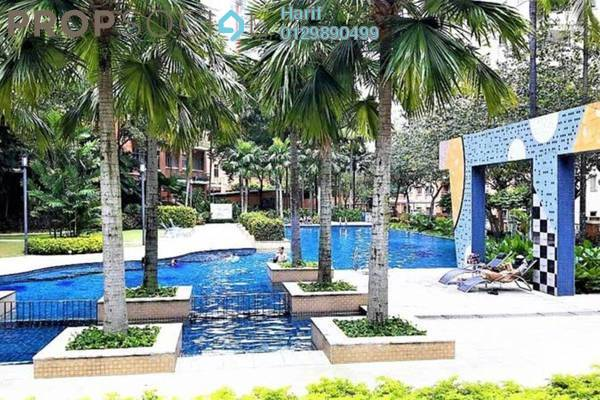 For Sale Condominium at Perdana Emerald, Damansara Perdana Leasehold Semi Furnished 3R/2B 630k