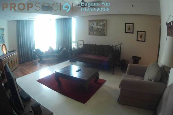 For Sale Condominium at i-Zen Kiara II, Mont Kiara Freehold Fully Furnished 3R/3B 850k