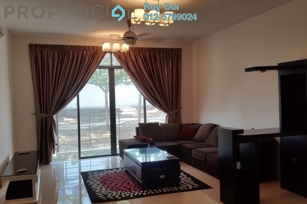 For Rent Terrace at SummerGlades, Cyberjaya Freehold Fully Furnished 4R/5B 3.7k