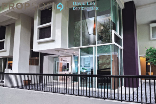 For Sale Duplex at Armanee Terrace II, Damansara Perdana Leasehold Unfurnished 4R/4B 1.2m