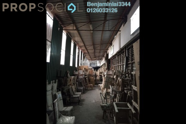 For Sale Factory at Ehsan Jaya Industrial Park, Kepong Freehold Unfurnished 0R/0B 8.3m