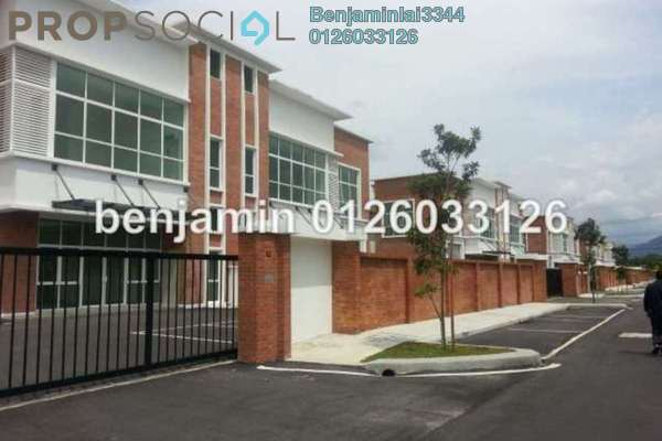 For Sale Factory at RCI Park, Rawang Freehold Unfurnished 1R/3B 2.7m