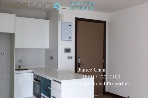 For Rent Condominium at Paragon Residences @ Straits View, Johor Bahru Freehold Semi Furnished 1R/2B 2k