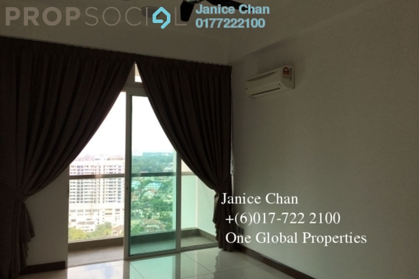 For Rent Condominium at Paragon Residences @ Straits View, Johor Bahru Freehold Semi Furnished 1R/2B 1.7k