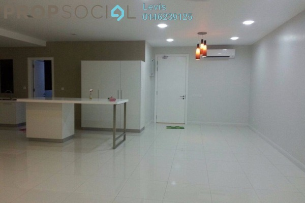 For Rent Condominium at Altitude 236, Cheras Leasehold Semi Furnished 4R/4B 3k