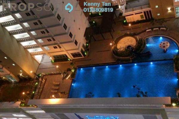 For Rent Condominium at The One, Bayan Baru Leasehold Semi Furnished 3R/2B 1.3k