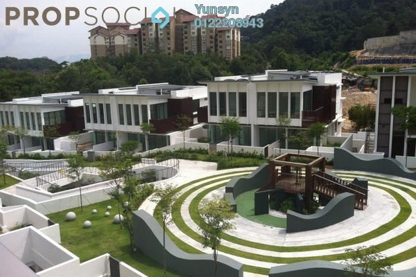 For Sale Semi-Detached at The Airie, Bandar Sri Damansara Freehold Semi Furnished 5R/6B 2.15m