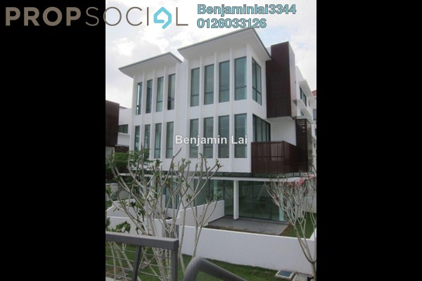 For Sale Semi-Detached at The Airie, Bandar Sri Damansara Freehold Semi Furnished 5R/7B 2.35m