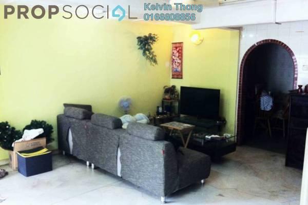 For Sale Terrace at Taman Dato' Senu, Sentul Freehold Semi Furnished 3R/3B 450k